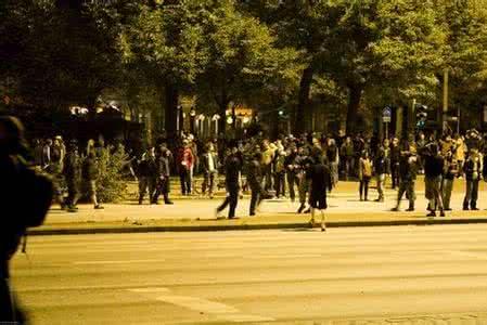 德国 罢工骚乱