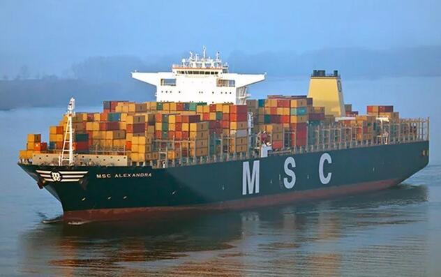 地中海航运  扬子江船业
