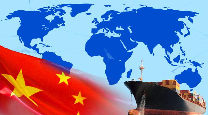 世界航运  中国