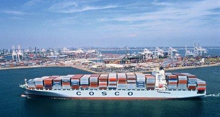 中远海运 油价上涨