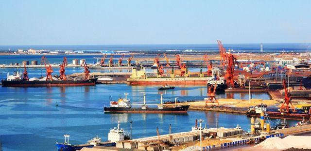 山东省 港口建设