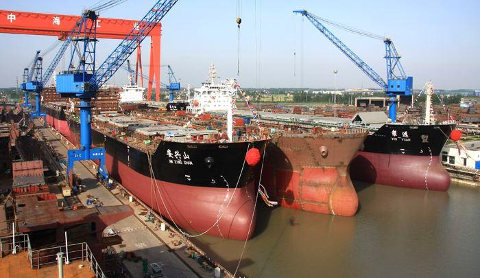 干散货 航运业