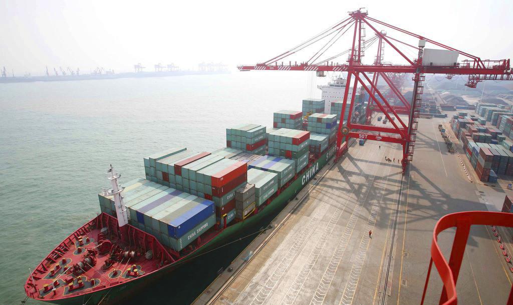 全球贸易摩擦