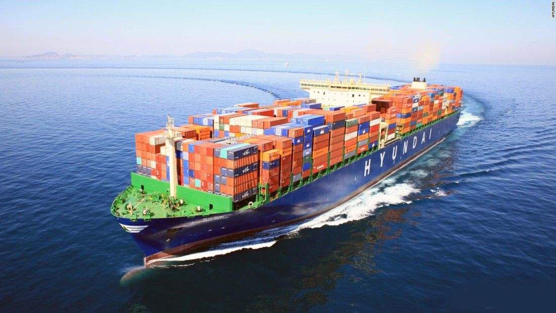 集装箱航运业